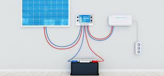 اینورتر خورشیدی چیست ، یک نوع مبدل می باشد که برق تولیدی صفحات و پنل های خورشیدی را به برق شهری یا همان برق AC تبدیل می کند.